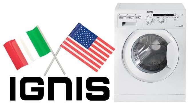 Washers Ignis