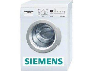 Ремонт на неизправности в пералнята на Siemens