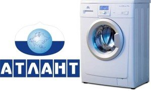 Ремонт на неизправности на перални машини Atlant