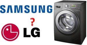 Koja je perilica rublja bolja od LG-a ili Samsung-a?