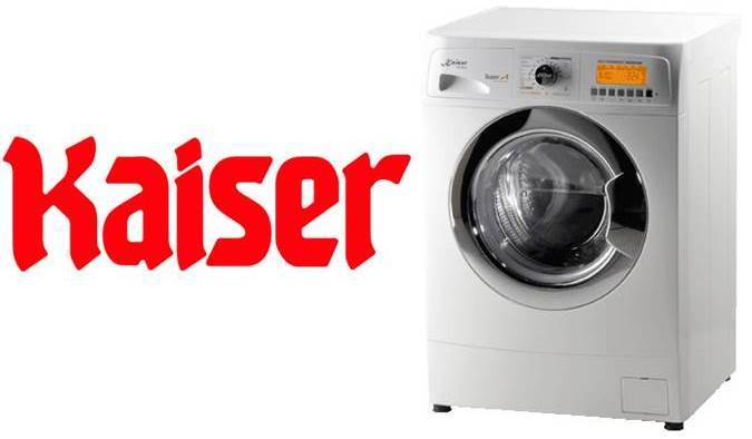 Kaiser mosógépek
