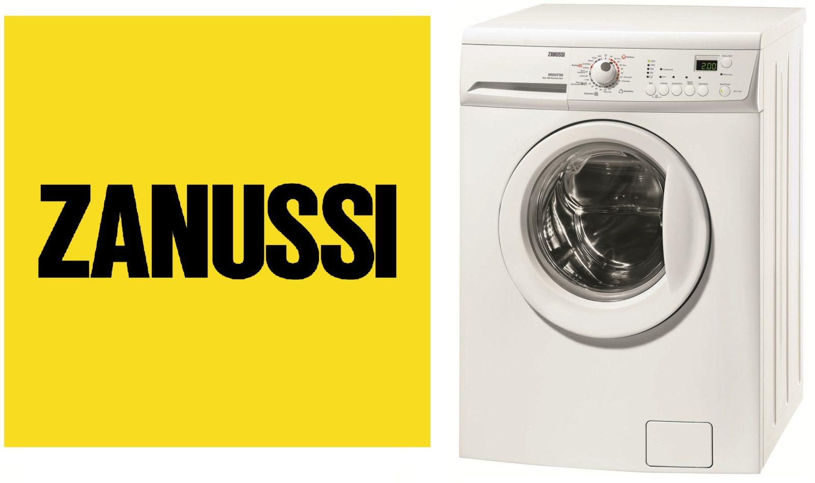 Перални машини Zanussi