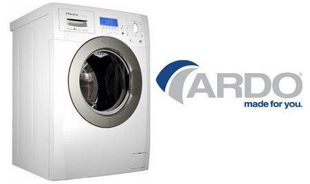 Поправете грешки в пералните машини Ardo