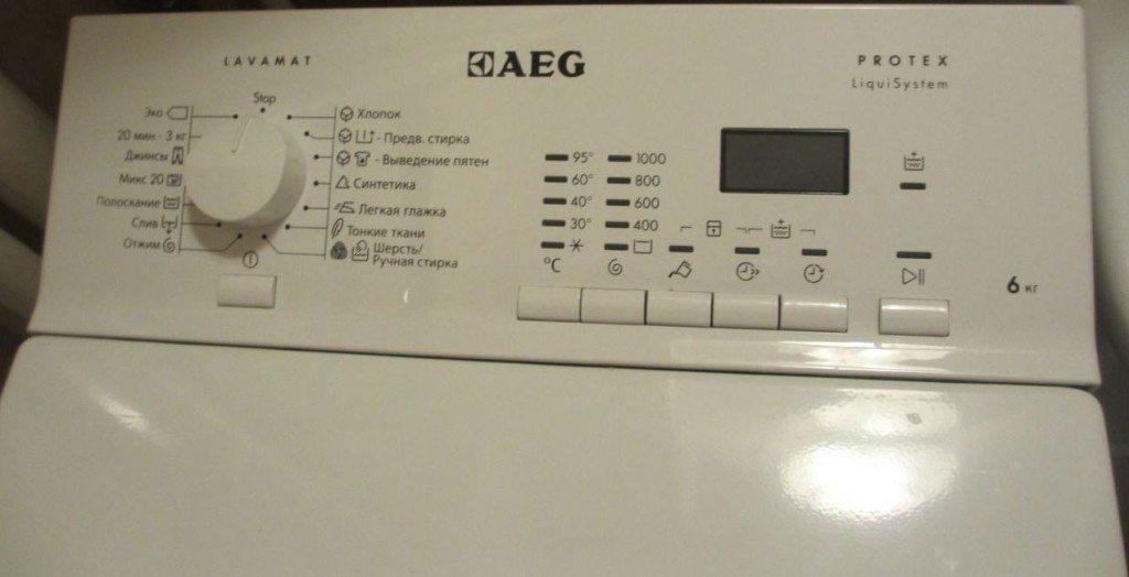 AEG L 56106 TL