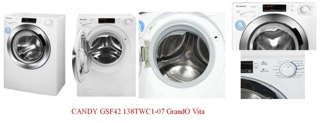CANDY GSF42 138TWC1-07 GrandO Vita