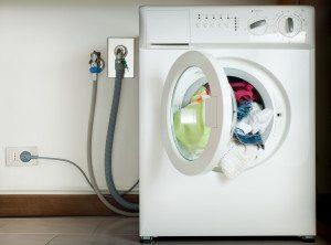 כיצד לנתק את מכונת הכביסה מאספקת המים?