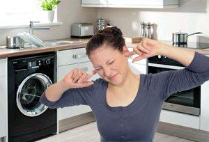 Miért zümmög vagy sípol a mosógép mosás közben?