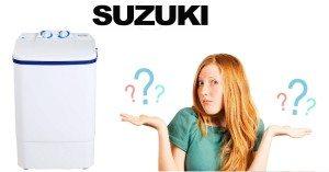 Перална машина Suzuki
