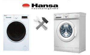Ремонт на пералня Hans