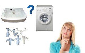 Bolehkah saya meletakkan tenggelam ke atas mesin basuh?