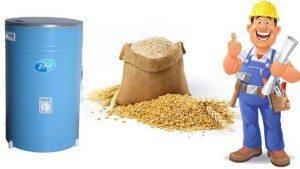 Kako napraviti mlin za žito iz perilice rublja