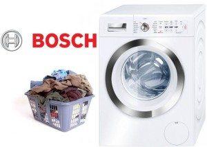 Mesin basuh Bosch