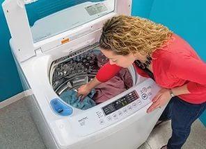 Най-горе Отзиви за перална машина