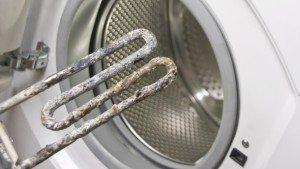 Skala in der Waschmaschine