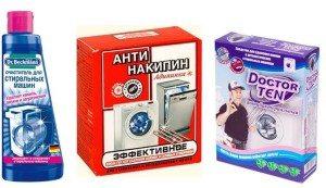 Waschmittel für Waschmaschinen