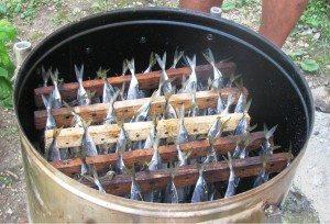барабанна машина за пушене