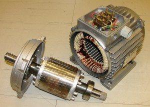 Domaći generator iz motora iz perilice rublja