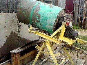 מכונת כביסה מערבל בטון