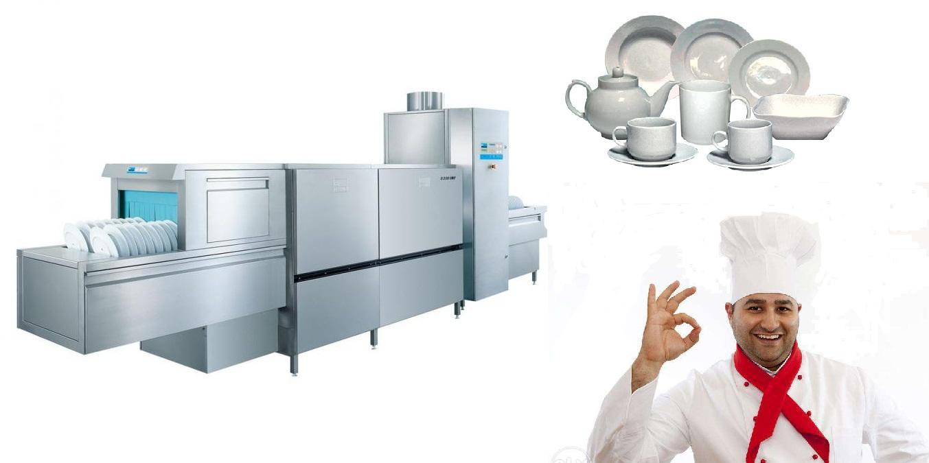 Професионални и промишлени съдомиялни машини