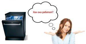 Hogyan működik a mosogatógép (alapelvek)