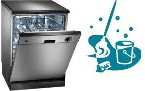 Hogyan tisztítsa meg saját mosogatógépét belülről