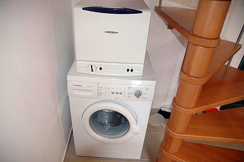 mosogatógép mosógépen
