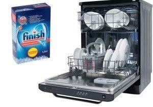 איפה וכמה מלח לשפוך במדיח הכלים?
