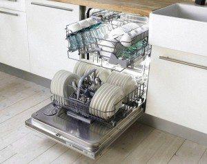 Hogyan töltsük be az edényeket a mosogatógépbe