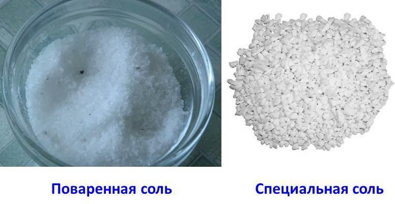 защо ви трябва сол в съдомиялната машина