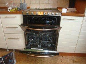миялна машина с печка