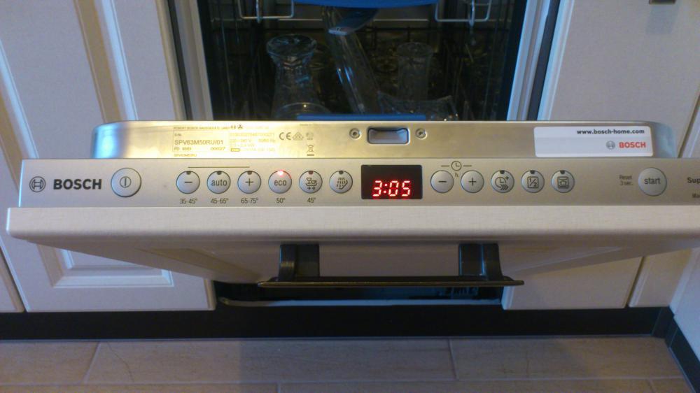 Bosch SPV 63M50