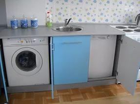 шкаф за миялна машина