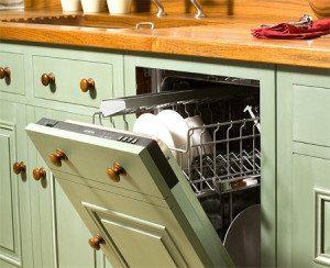 вградена миялна машина