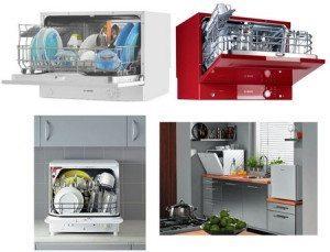 компактна миялна машина