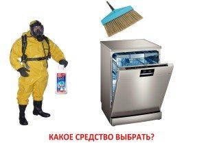 Mosogatógép tisztítószerek