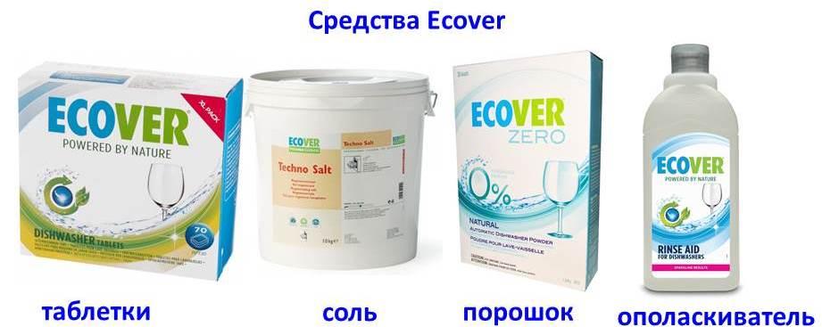 Ecover инструменти
