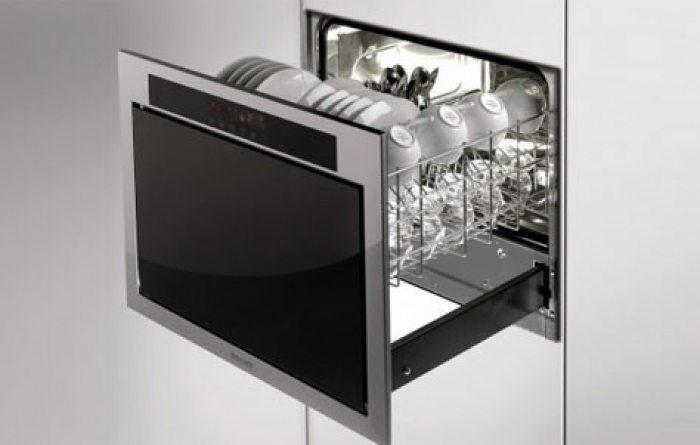 Какво представляват вградените компактни съдомиялни машини?
