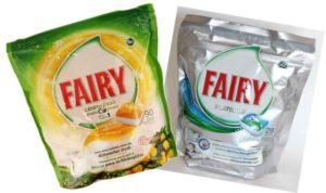 Fairy Mosogatógép Tabletták áttekintése