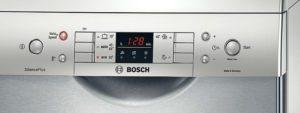 Bosch Mosogatógép mutatók
