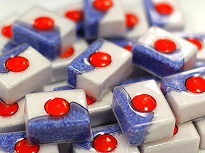 Hvilke oppvaskmaskin tabletter er best (anmeldelser)