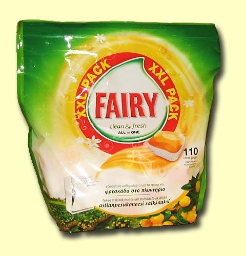 Fairy Citron All in 1