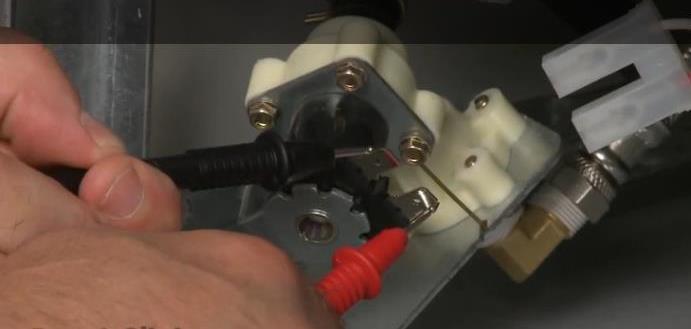 клапан за подаване на вода