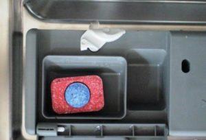 таблетка за съдомиялна машина