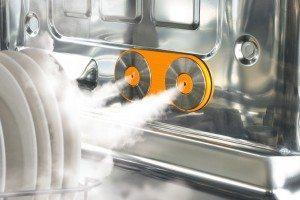 A mosogatógép szárításának típusai