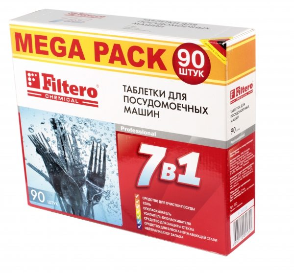 Filtero 7 в 1 MegaPack