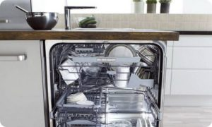 Mengapa mesin pencuci pinggan tidak mengeringkan pinggan?