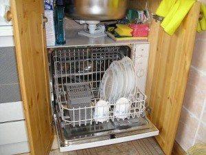 מדיחי כלים לכביסה קומפקטית