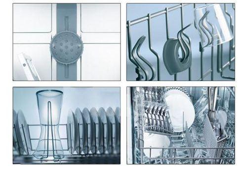 Преглед на аксесоарите за съдомиялни машини