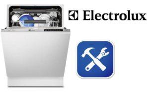 Ремонт на съдомиялни машини Electrolux
