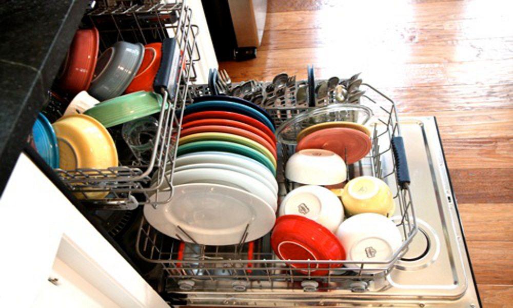Những gì có thể được rửa trong máy rửa chén?